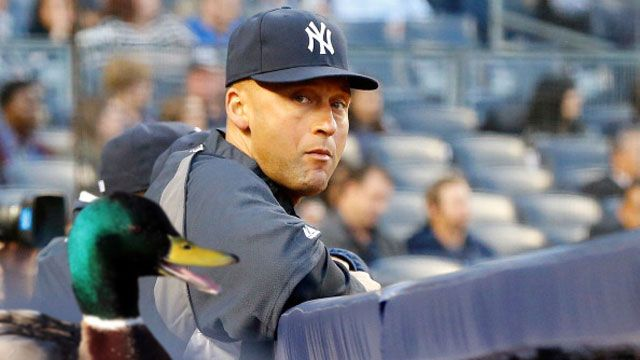 Derek Jeter's Diary: Ducks Have No Place in Baseball