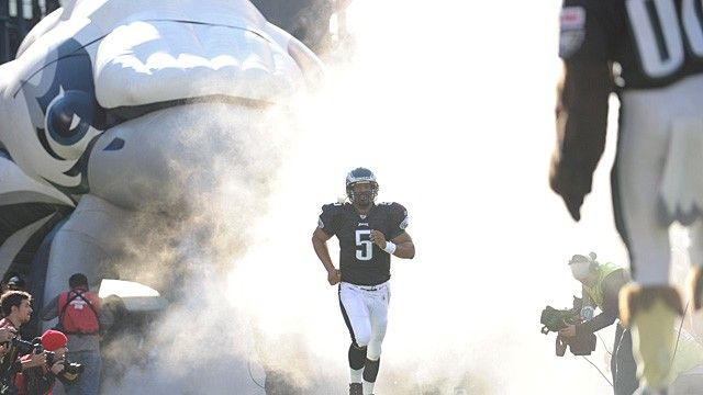 Donovan McNabb Is Going to Make a Great Eagles Fan
