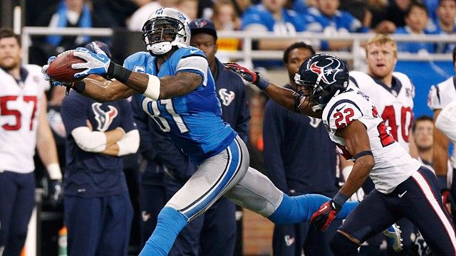 108-Day NFL Warning: Calvin Johnson Played Last Season With, at…