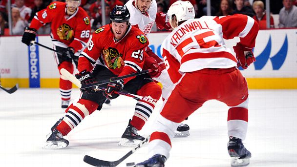 Blackhawks vs. Red Wings