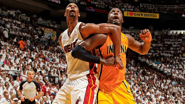 About Last Night: Miami's Vice Squeezes Out Pacers