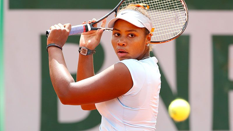 cd0a012ca 2013 French Open -- Fitter Taylor Townsend building confidence