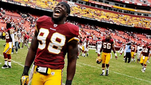 91-Day NFL Warning: Brian Orakpo Is Back, and He Looks 'As Good…