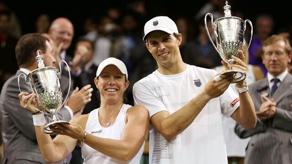 Mike Bryan, Lisa Raymond
