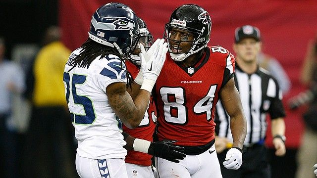 90-Day NFL Warning: Richard Sherman and Roddy White Don't Seem …