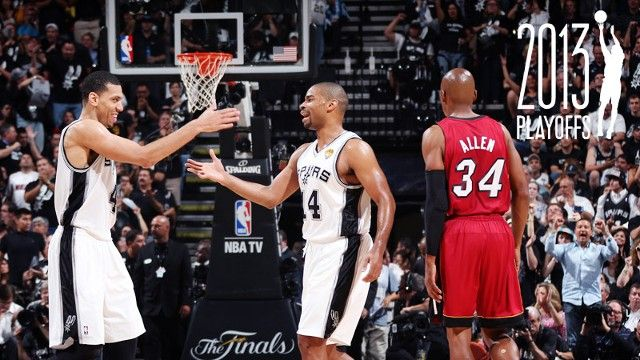 We Went There: The Spurs Rain on the Cool, Ineffective Heat