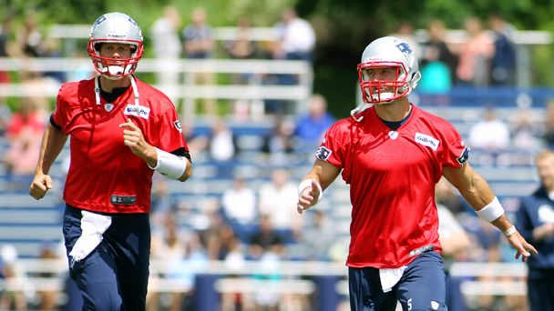 Tom Brady, Tim Tebow