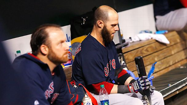 Ryan Dempster and Dustin Pedroia