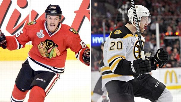Andrew Shaw and Daniel Paille