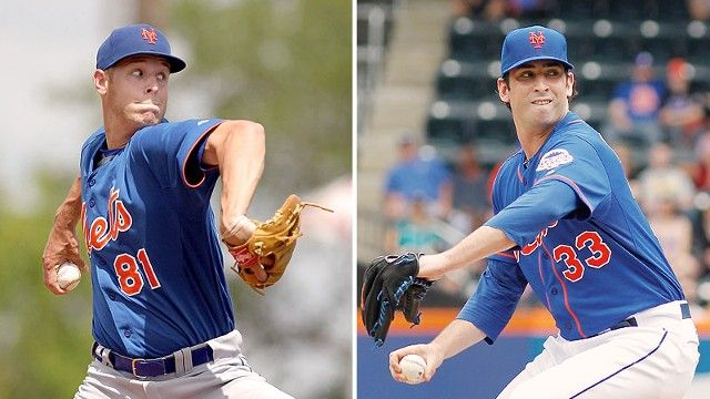 Zack Wheeler and Matt Harvey: Not Your Older Brother's Generati…