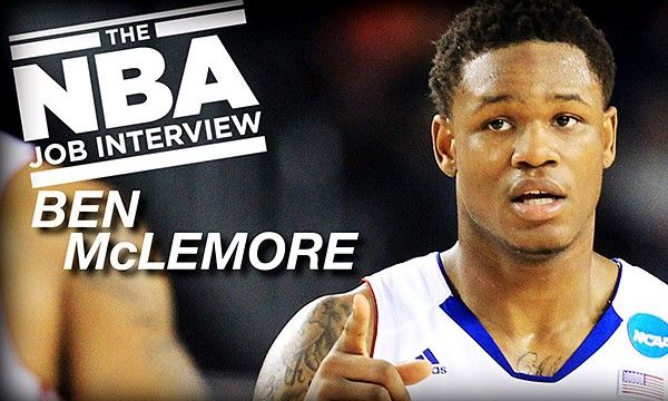 NBA Job Interview: Ben McLemore (With Scouting Report!)