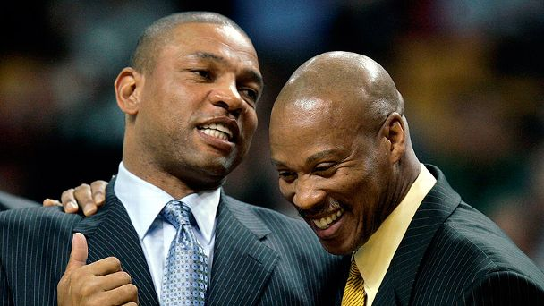 Doc Rivers and Byron Scott