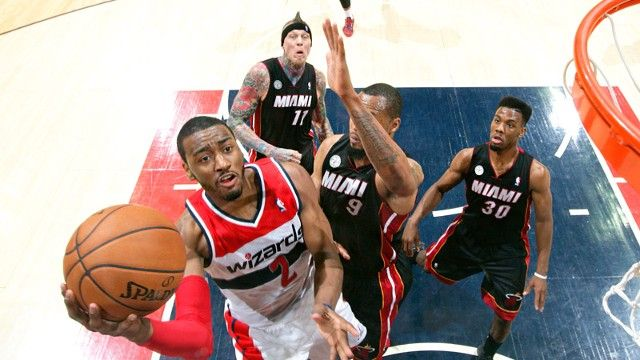 The John Wall-Led Wizards and the Three Other Teams Facing a Cr…