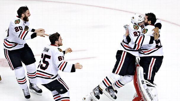 Blackhawks/Bruins