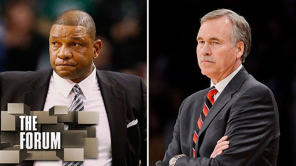 Doc Rivers and Mike D'Antoni