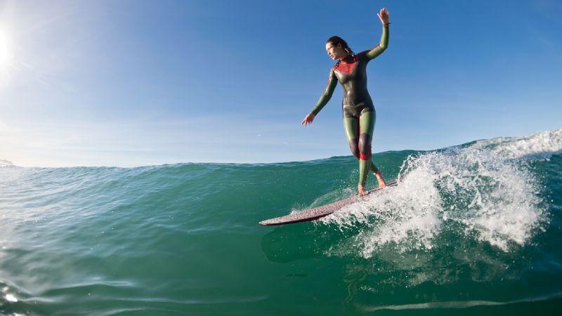 7a379668bf523f Pro surfer Kassia Meador turns her eye toward art