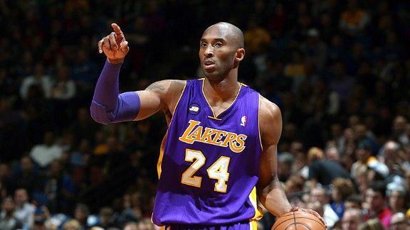 Kobe Bryant心目中4大隊友,竟然沒有Lamar Odom!?