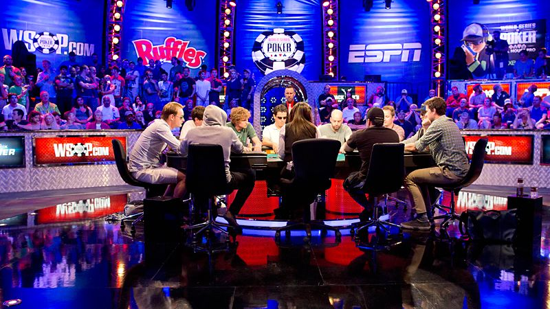 world series of poker espn