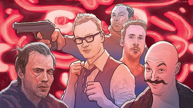 The career of Nicolas Winding Refn director of Drive and Only God Forgives Grantland