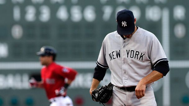 Andy Pettitte, Jacoby Ellsbury