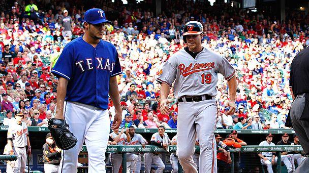 Rangers/Orioles