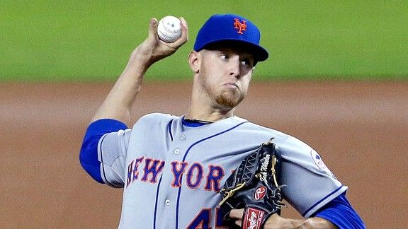 Mets dan descanso a Zack Wheeler como medida de precaución
