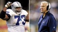 For modern game, Parcells will take Romo