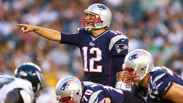 20-Day NFL Warning: Tom Brady Is Playing Quarterback Tonight, a…