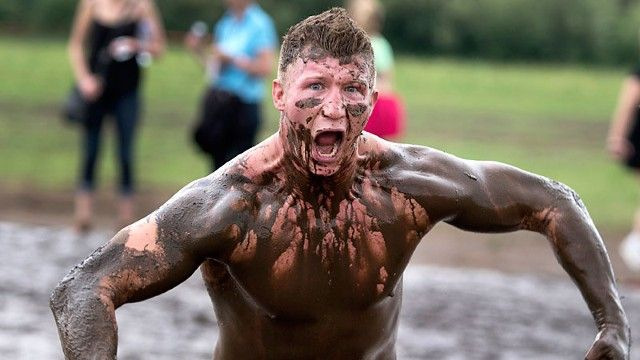 CrossFit Tough Mudders Color Runs and the rise of social physical challenges Grantland