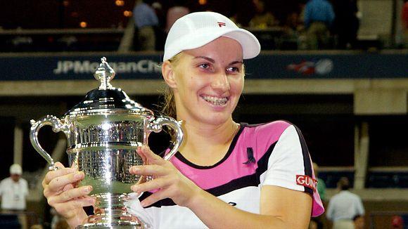 Resultado de imagem para Svetlana Kuznetsovaus open 2004