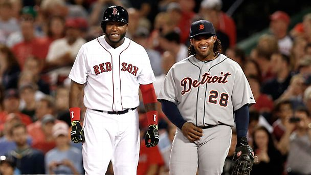 David Ortiz and Prince Fielder