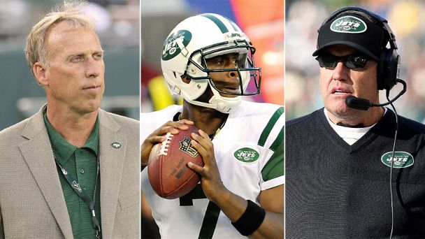 John Idzik, Geno Smith, Rex Ryan