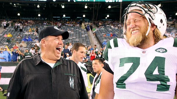 Rex Ryan, Nick Mangold