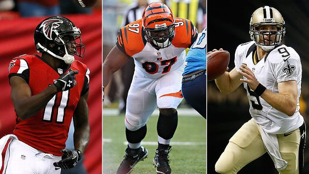 Jones/Atkins/Brees