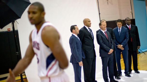 Atlanta Hawks coaching staff