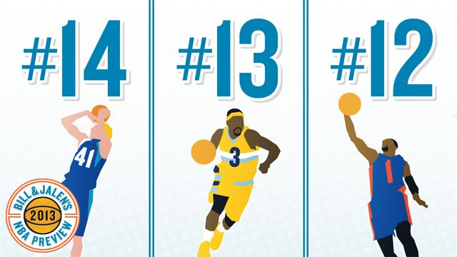 Bill and Jalen's NBA Preview: Dallas Mavericks, Denver Nuggets,…