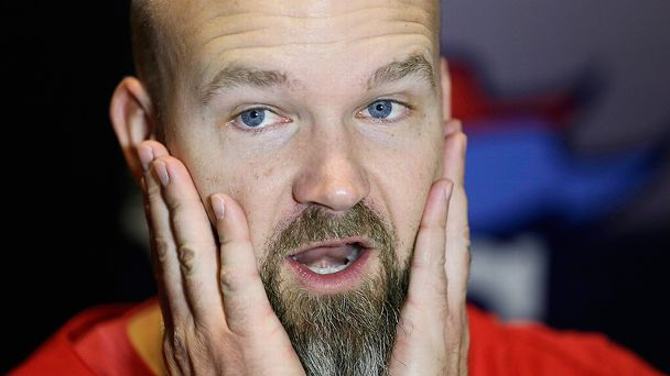 Boston Beards: David Ross