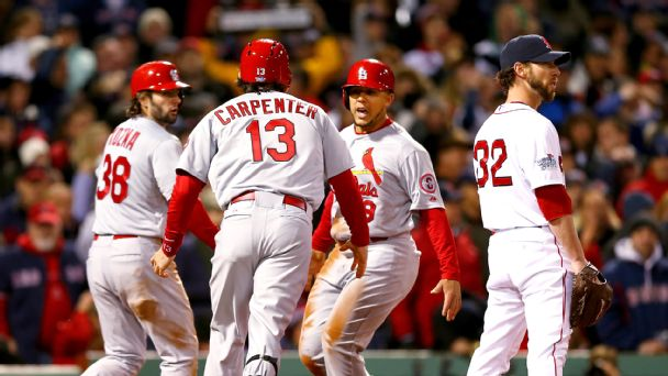 St. Louis Cardinals'