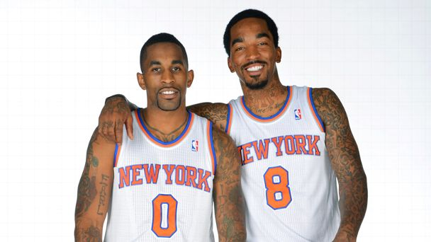 Chris Smith, J.R. Smith