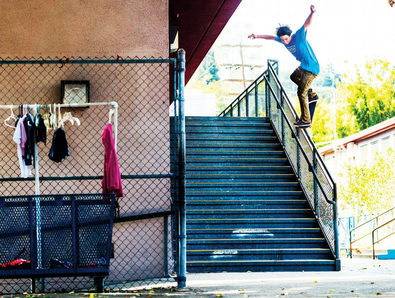 Girl Skateboard's history in photos