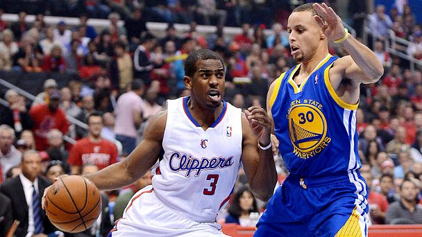 Chris Paul, Stephen Curry