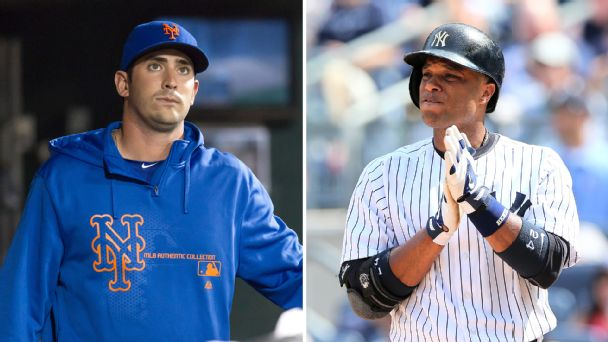 Matt Harvey and Robinson Cano