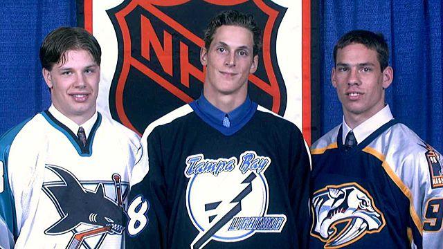 Five Huge NHL Moves You've Probably Forgotten (humor)