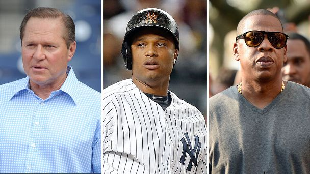 Scott Boras, Robinson Cano and Jay-Z