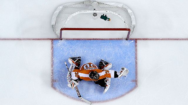 Bryzgalov Is Back: The Edmonton Oilers Are The Gift That Keeps Giving (humor)