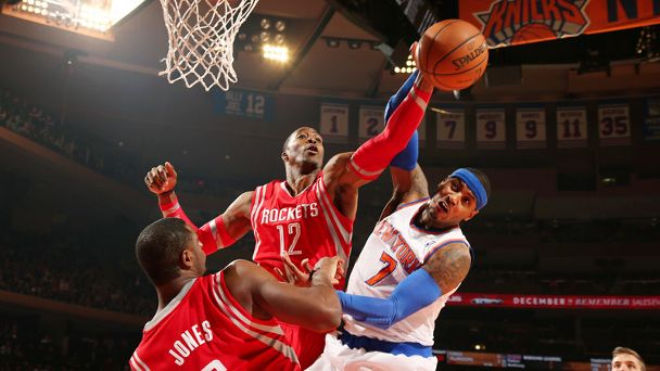 Dwight Howard, Carmelo Anthony