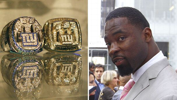 Super Bowl rings and Justin Tuck