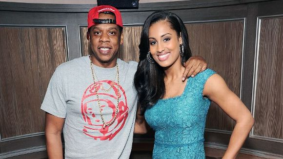 Jay-Z and Skylar Diggins