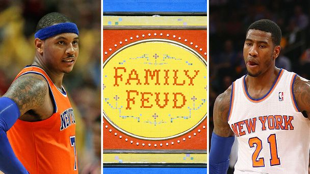 New York Knicks, Family Fued
