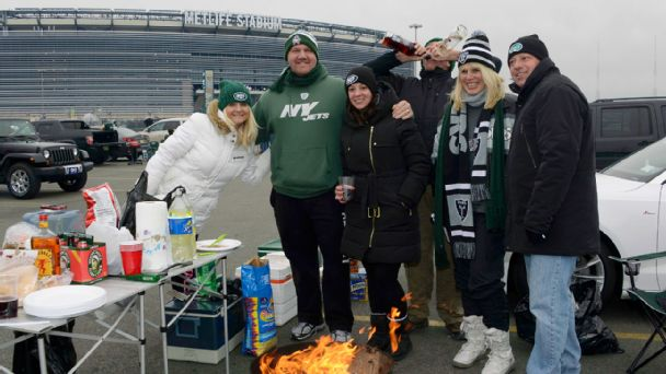 New York Jets fans